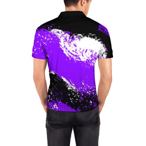 Мужская рубашка поло 3D  Фото 04, pro100