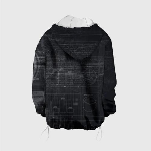 Детская куртка 3D Биткойн Фото 01