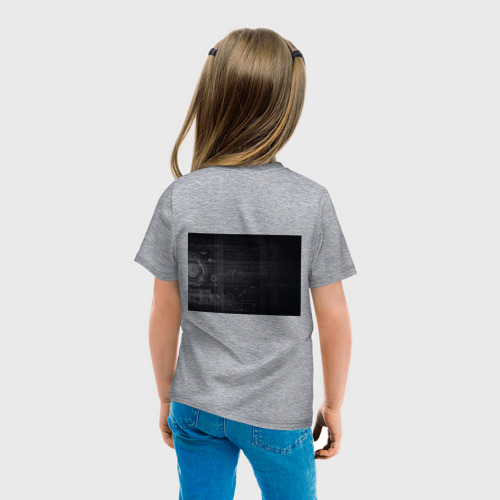 Детская футболка хлопок Биткойн Фото 01