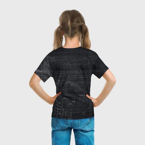 Детская футболка 3D Биткойн Фото 01