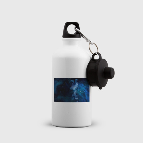 Бутылка спортивная Синий космос Фото 01