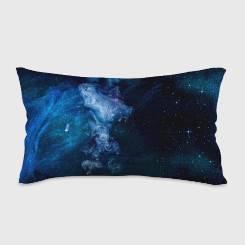 Подушка 3D антистресс Синий космос Фото 01