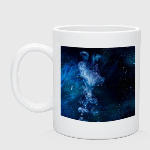 Кружка Синий космос