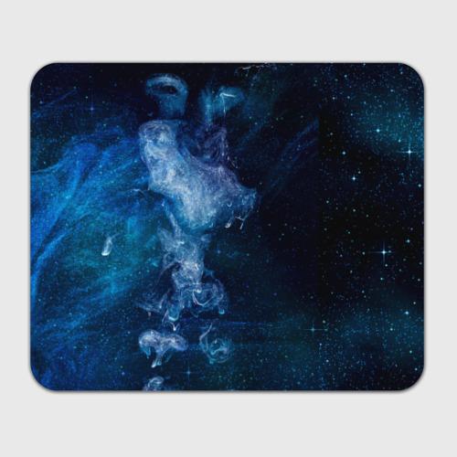 Коврик для мышки прямоугольный Синий космос Фото 01