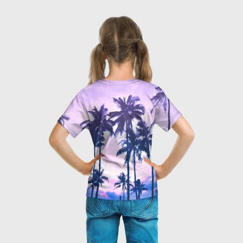 Детская футболка 3D  Фото 04, Майами Тигр