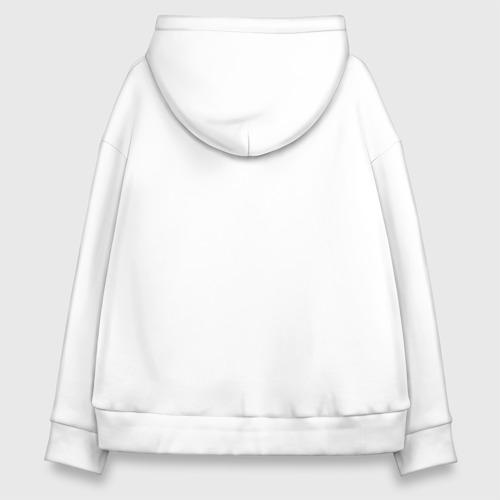 Женское худи Oversize хлопок KINZA Фото 01
