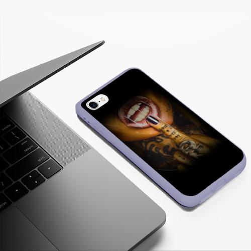 Чехол для iPhone 6Plus/6S Plus матовый Have a nice day Фото 01