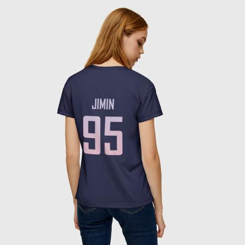 Женская футболка 3D Love Yourself BTS (JIMIN) Фото 01