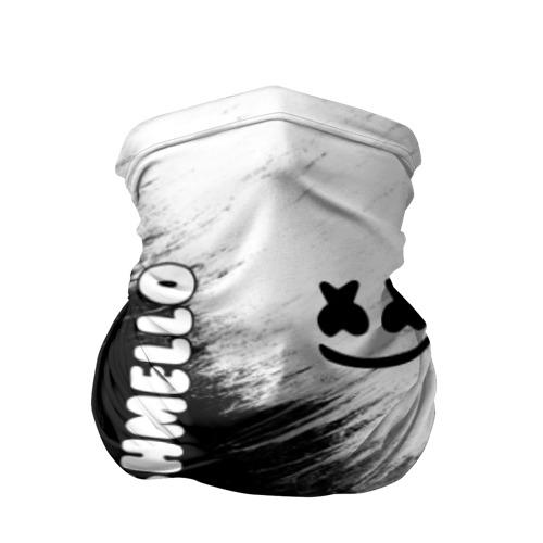 Бандана-труба 3D Marshmello 3 Фото 01