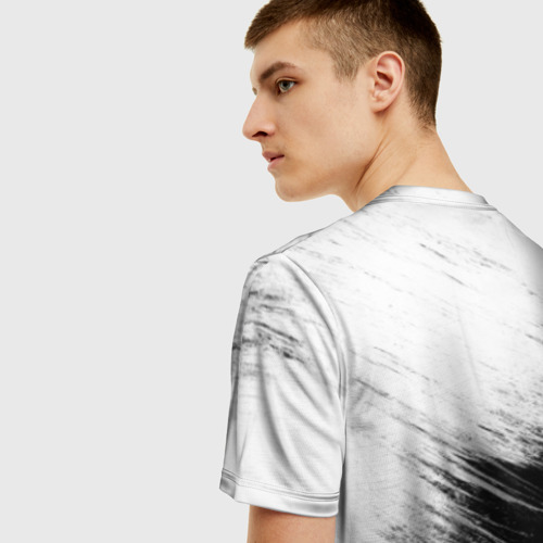 Мужская футболка 3D Marshmello 3 Фото 01
