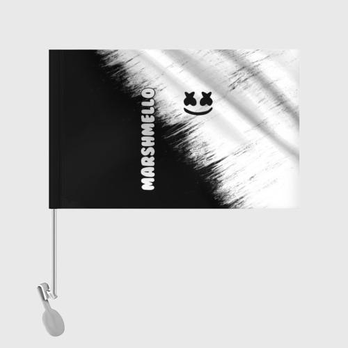Флаг для автомобиля Marshmello 3 Фото 01