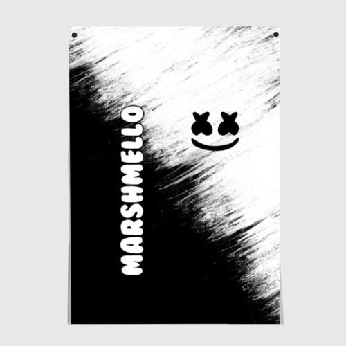 Постер Marshmello 3 Фото 01