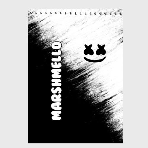 Скетчбук Marshmello 3 Фото 01