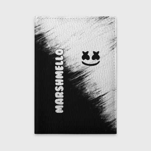 Обложка для автодокументов Marshmello 3 Фото 01