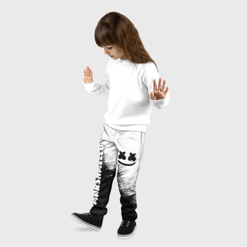 Детские брюки 3D Marshmello 3 Фото 01