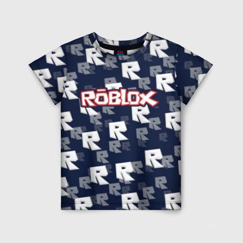 Детская футболка 3D Roblox 86 фото
