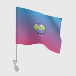 фиолетовая сова