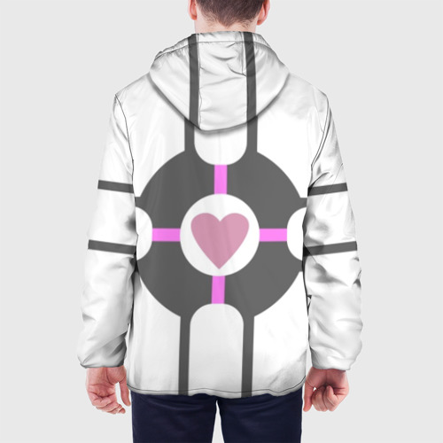 Мужская куртка 3D Куб Компаньон Фото 01