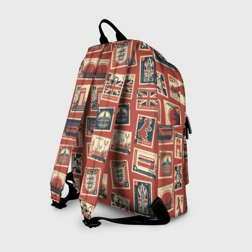 Рюкзак 3D Марки Великобритании  Фото 01
