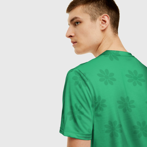 Мужская футболка 3D Nikol Joke Фото 01