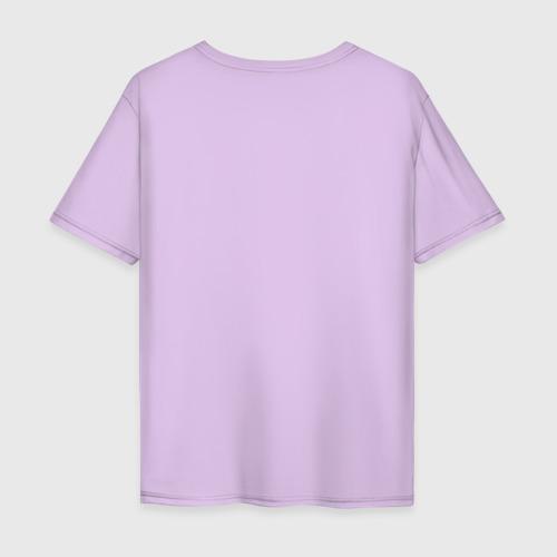 Мужская футболка хлопок Oversize LOVE DEATH + ROBOTS Фото 01