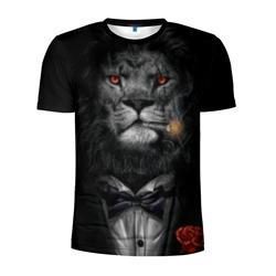 Лев в смокинге