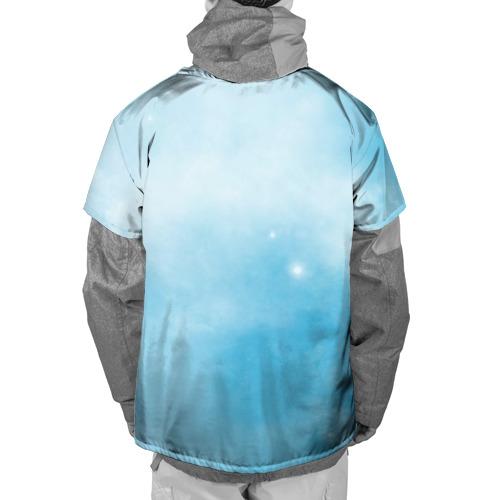 Накидка на куртку 3D ночная фурия Фото 01