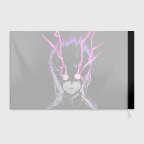 Флаг 3D Шигэо Кагэяма 100% Фото 01