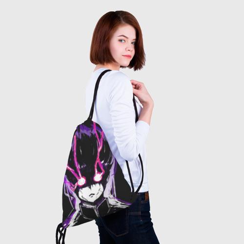 Рюкзак-мешок 3D Шигэо Кагэяма 100% Фото 01