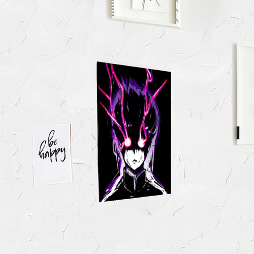 Постер Шигэо Кагэяма 100% Фото 01