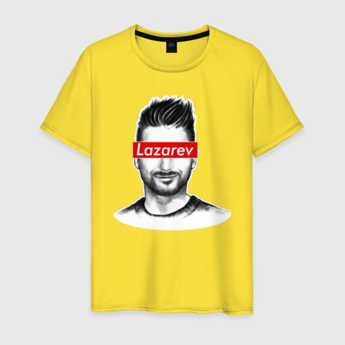 Мужская футболка хлопок  Фото 01, Сергей Лазарев