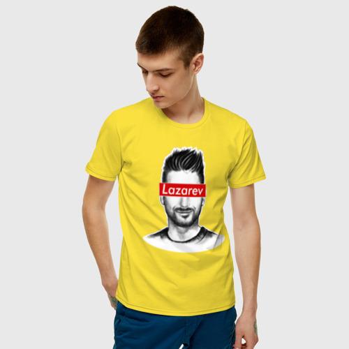 Мужская футболка хлопок  Фото 03, Сергей Лазарев