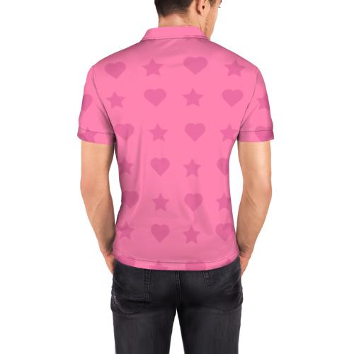 Мужская рубашка поло 3D  Фото 04, Nikol