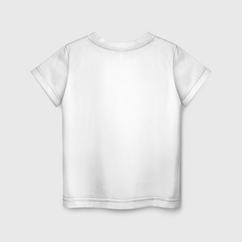 Детская футболка хлопок Skull Music Фото 01