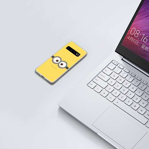 Чехол для Samsung Galaxy S10 Миньон Фото 01