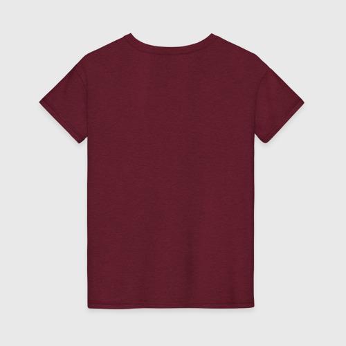 Женская футболка хлопок Такова жизнь Фото 01