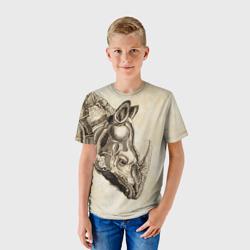 Носорог (гравюра Дюрера)