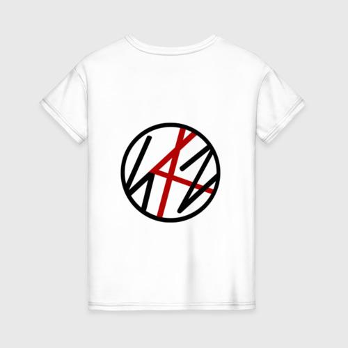 Женская футболка хлопок Stray Kids Фото 01