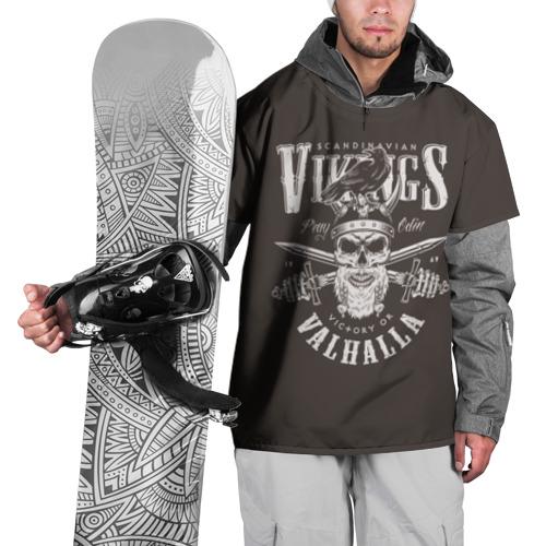 Накидка на куртку 3D Vikings  Фото 01