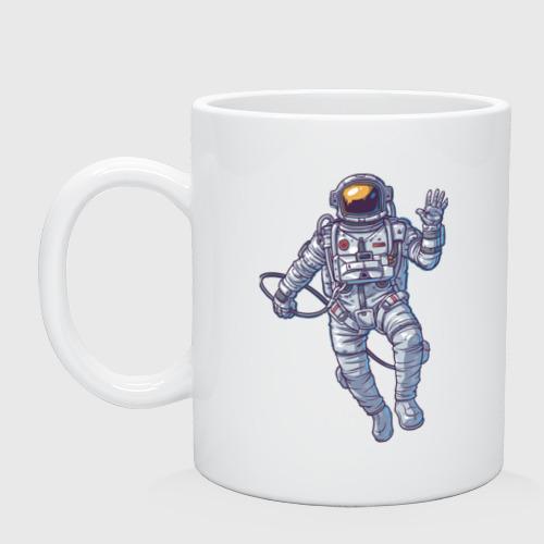Кружка Космонавт BIGSPACE