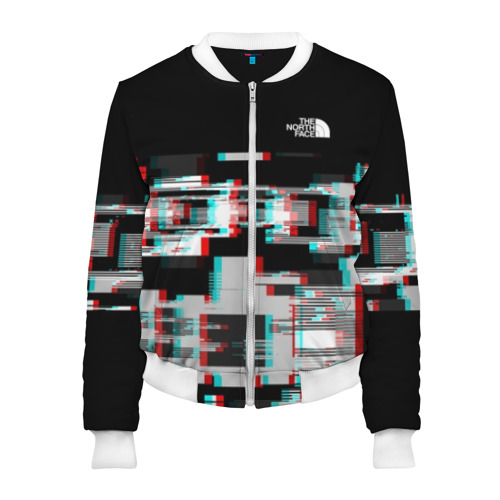 The North Face (Glitch).