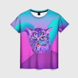 абстрактная кошка