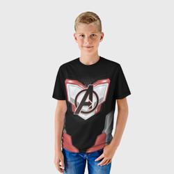 Avengers uniform