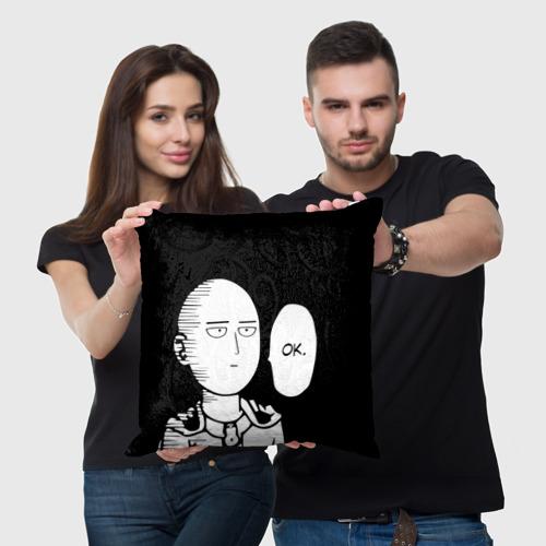 Подушка 3D One Punch Man Фото 01