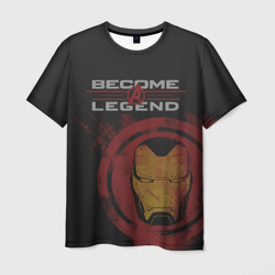Iron Man become a legend