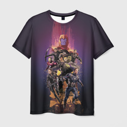 Avengers & Thanos
