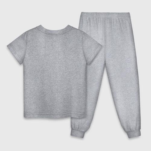 Детская пижама хлопок Лапша Фото 01