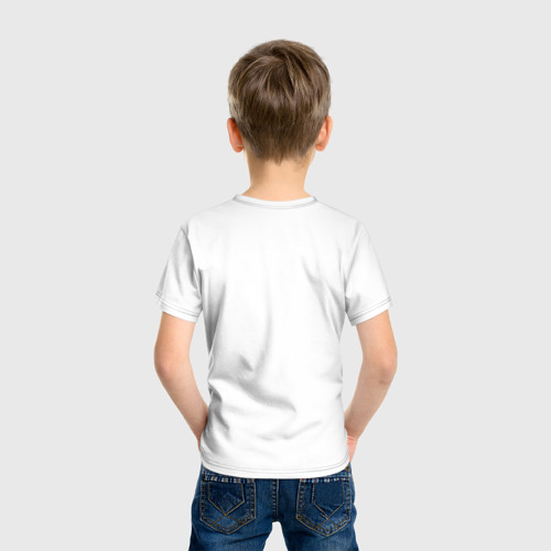 Детская футболка хлопок Shiba Dog Фото 01