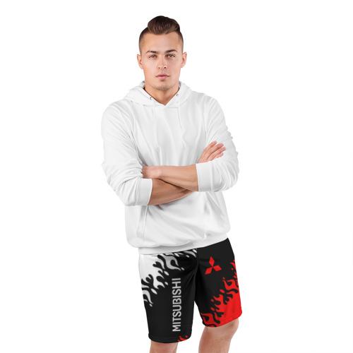 Мужские шорты спортивные MITSUBISHI Фото 01