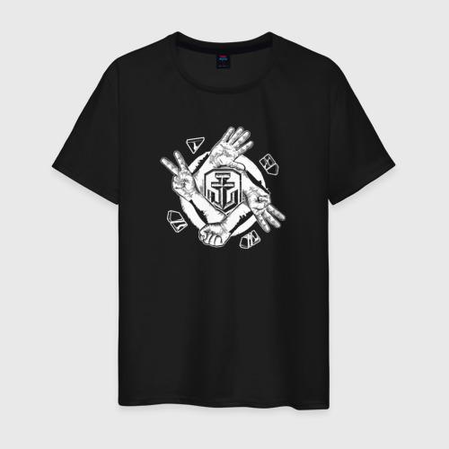 Мужская футболка хлопок Gamescom 2018